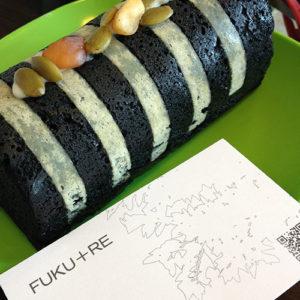 フクレのお菓子